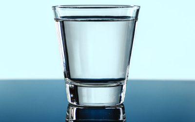 ¿Tiene sabor el agua?