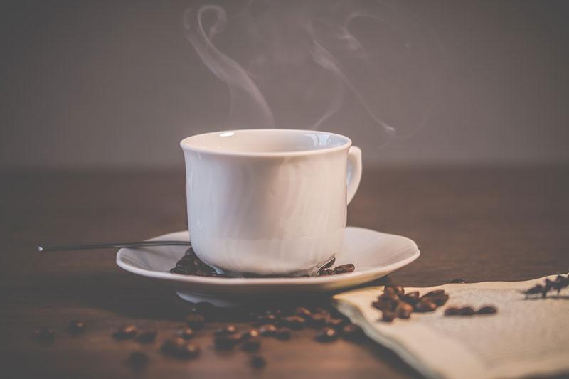Los beneficios de tomar café