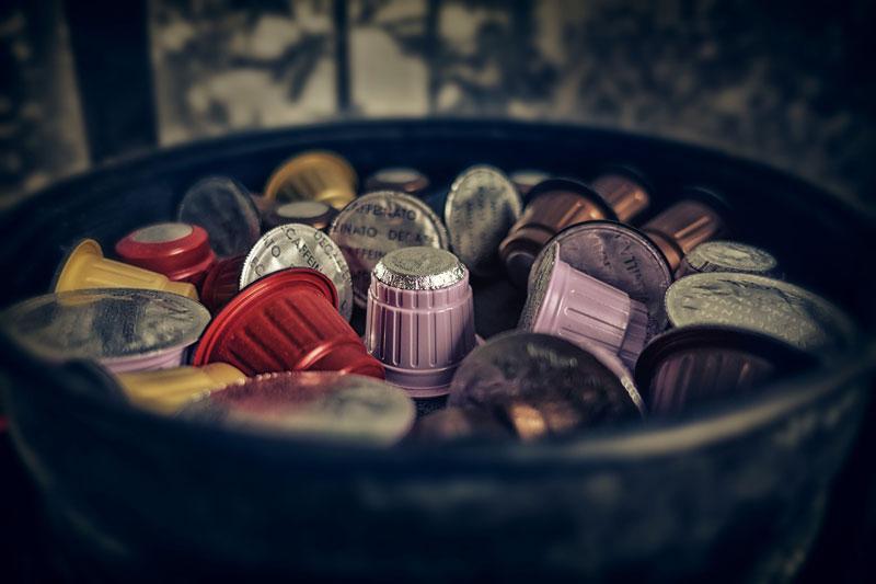 Cómo reciclar las cápsulas de café