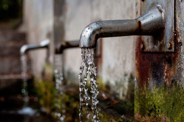 dureza del agua tabla